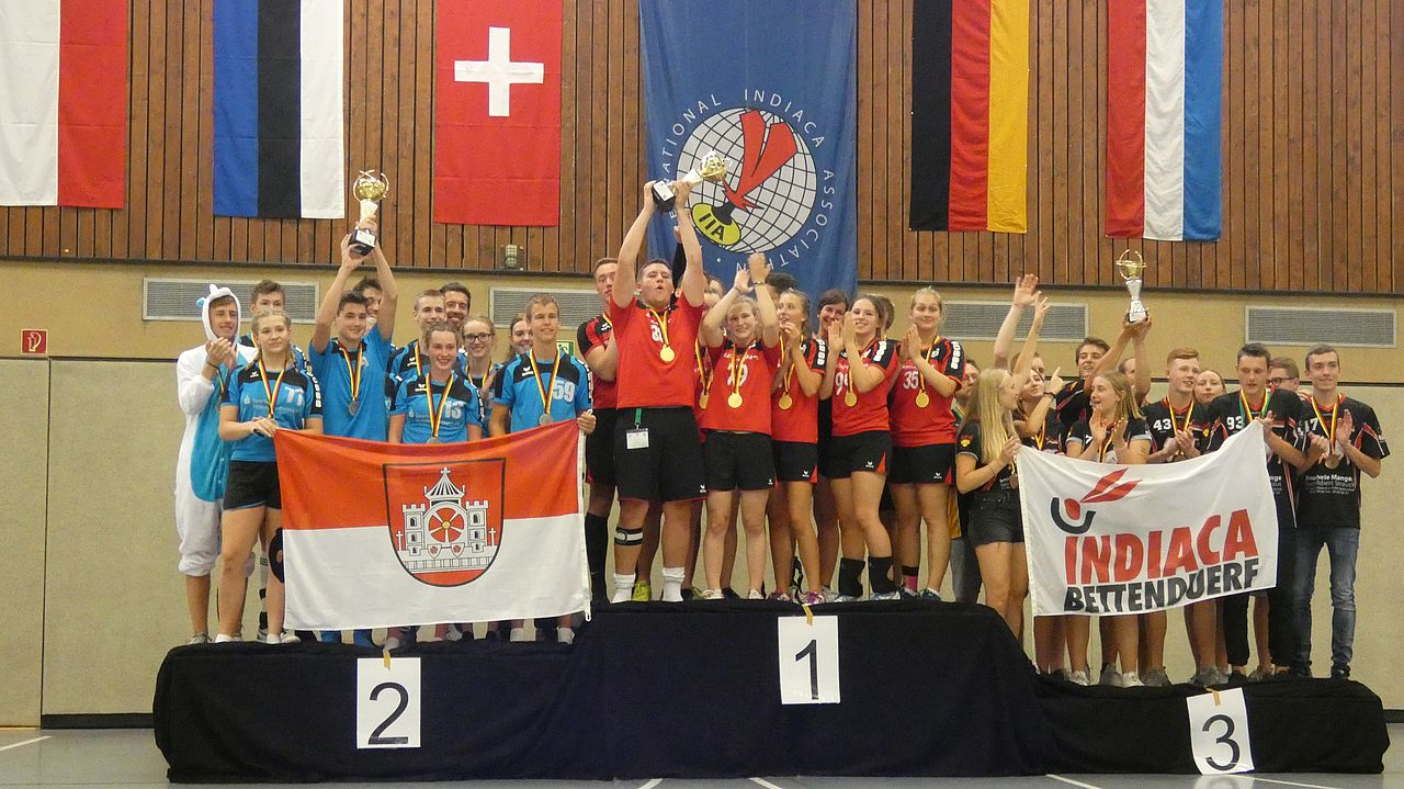 6. Jugendworldcup 2018 in Dülmen