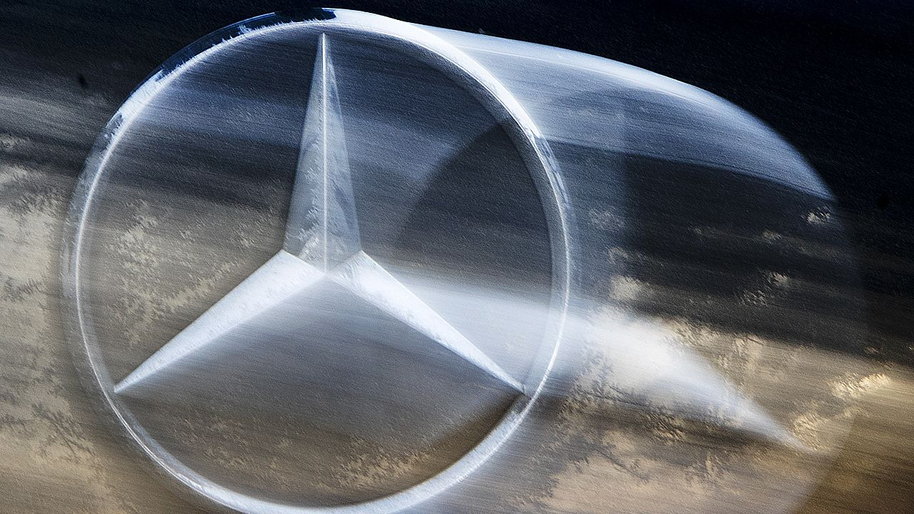Logo Daimler | Quelle: picture alliance
