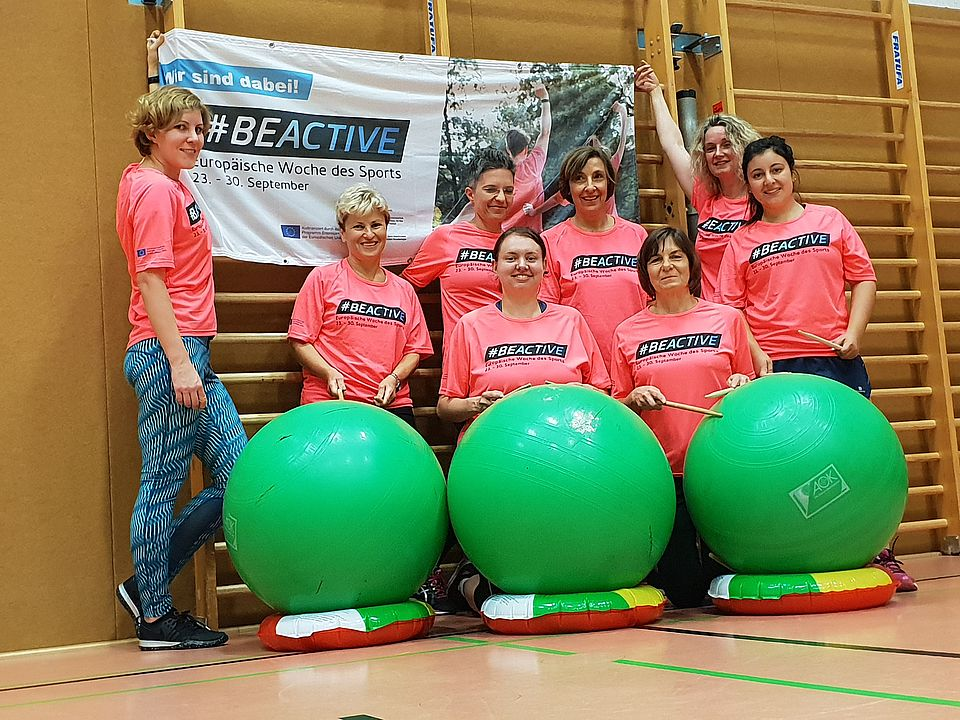 #BeActive Fitness Night der Turngemeinde 1846 Worms | Bildquelle: Tanja Hauzeneder