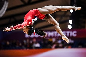 Simone Biles | Foto: picture alliance