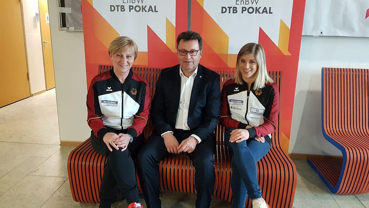 Sparda Bank Wird Trikotsponsor Der Deutschen Turnerinnen