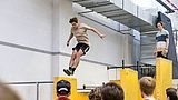Parkour Skillz competition | Bildquelle: Benni Grams