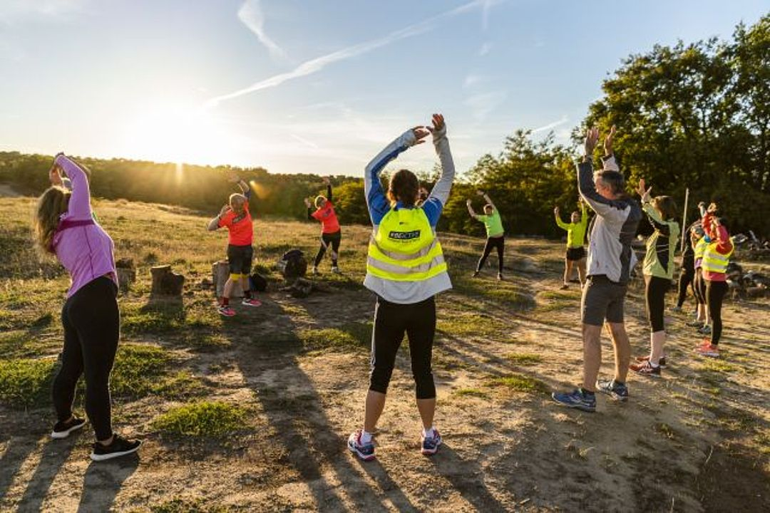 Functional CrossTraining meets Trailrunning beim Mombacher Turnverein | bildquelle: Andrea Roth