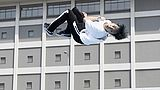 Parkour in Hiroshima | Foto: picture alliance