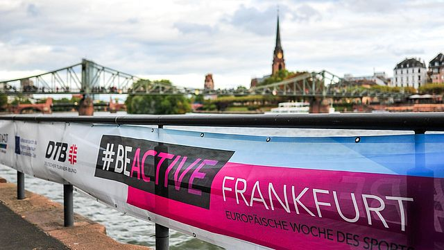 #BeActive in Frankfurt am Main | Bildquelle: Kai Peters