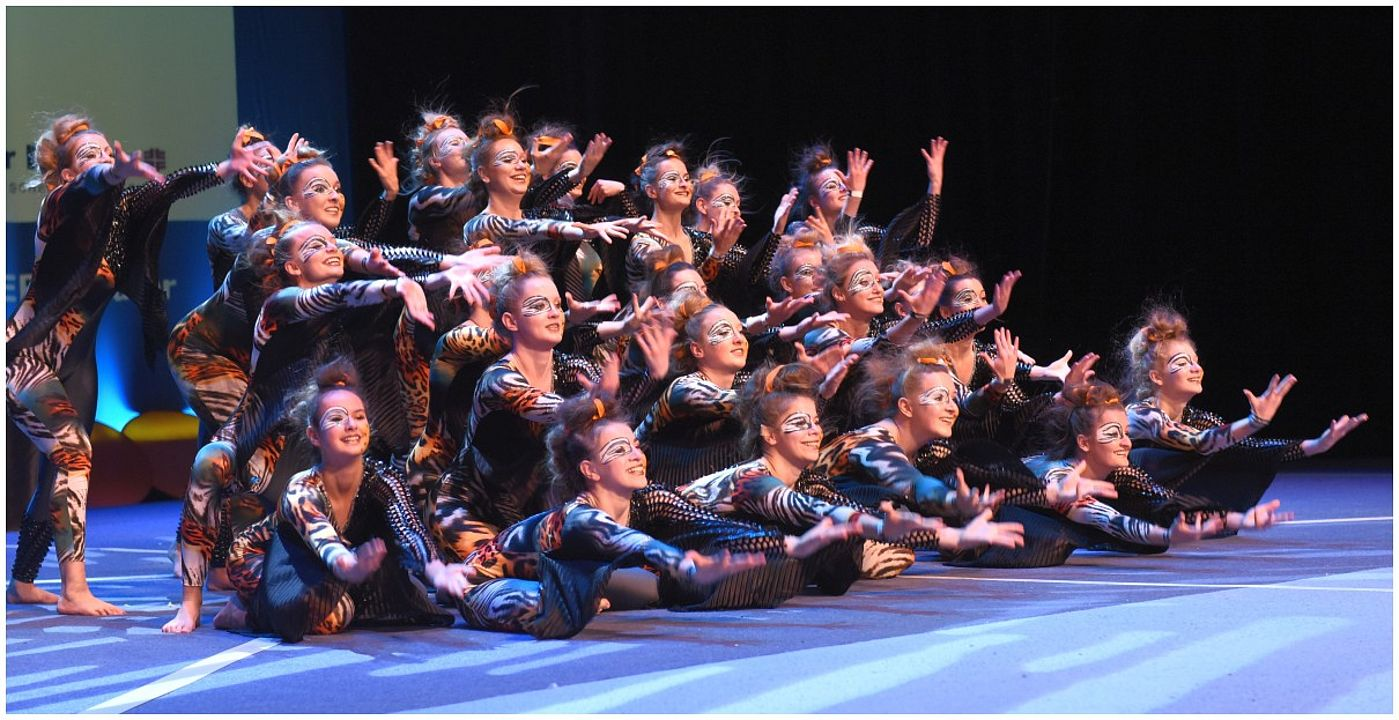 Gym & Dance Team - TS Rodalben