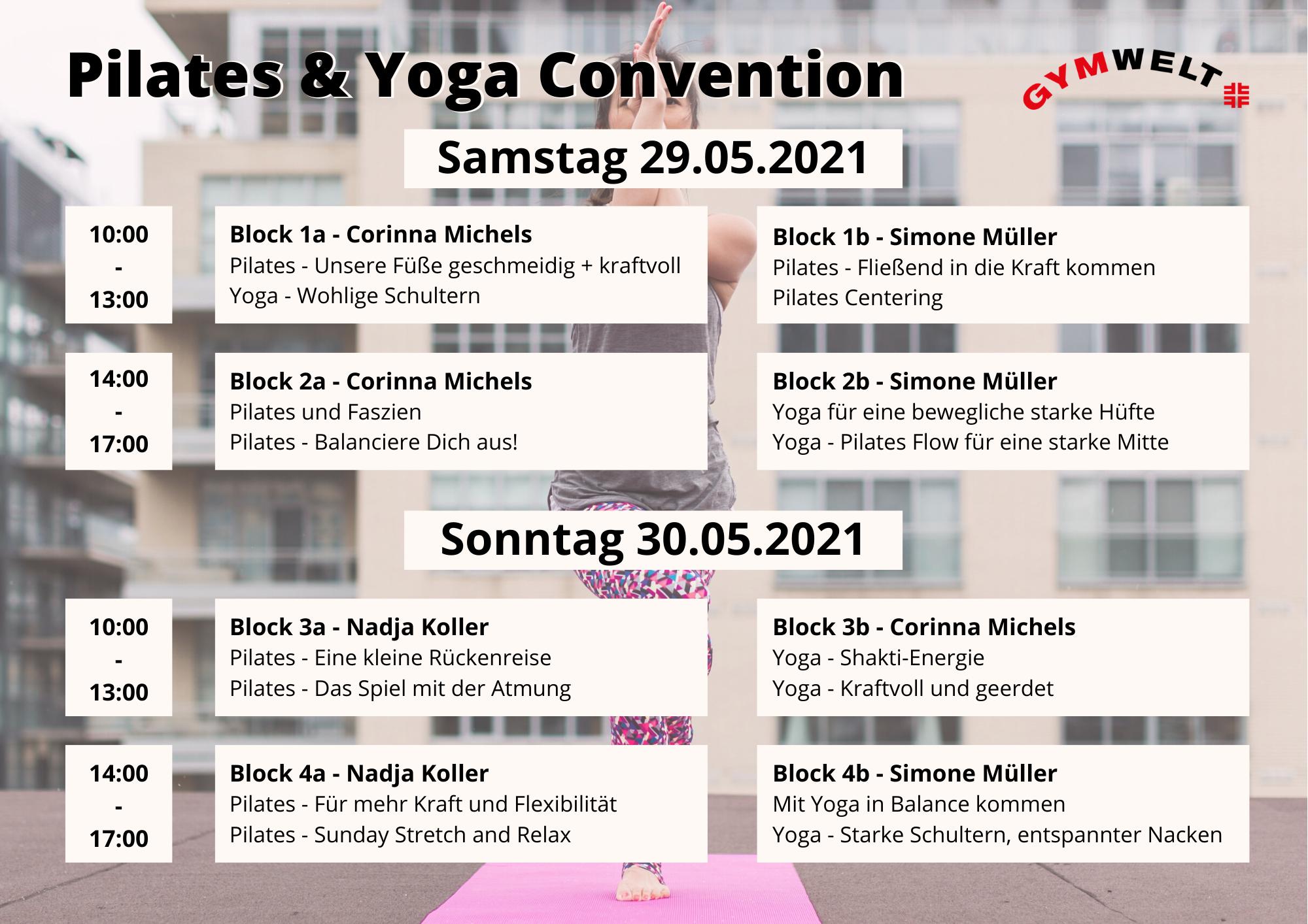 Deutscher Turner Bund E V Pilates Yoga